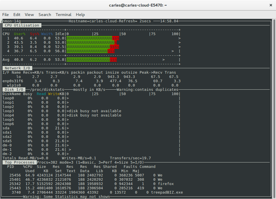 Linux command-line tools I usually install | Carles Mateo